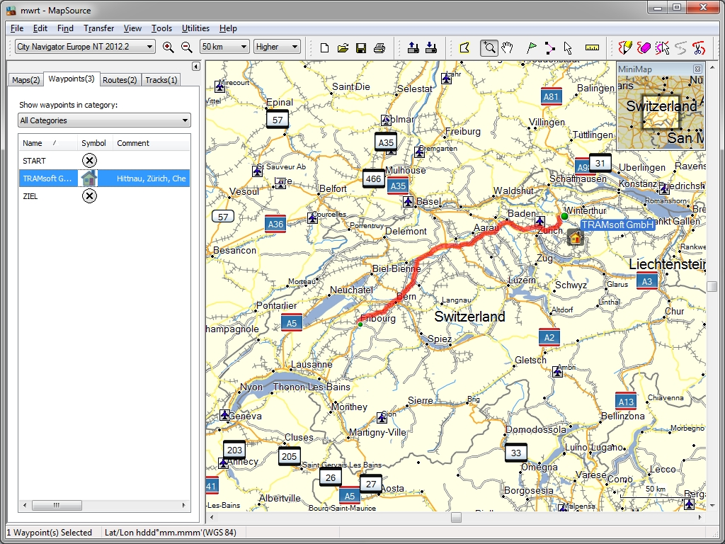 Garmin MapSource U.S.A. Topographical Map CD-ROM (Windows) - cove41